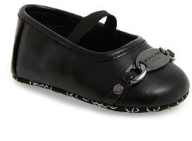 MICHAEL Michael Kors Infant Girl's Baby Reeder Crib Shoe
