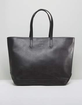 matt & nat Matt & Nat Minimal Tote Bag in Black