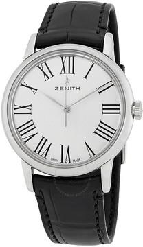 Zenith Elite Automatic Silver Dial Men's Watch