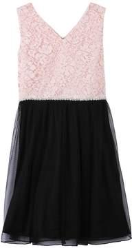 Speechless Girls 7-16 Lace Mesh Dress