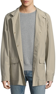 Luciano Barbera Men's Wool Sport Jacket