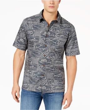 Quiksilver Waterman Men's Kine Grind Shirt