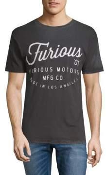 Affliction Furious Short Sleeve T-Shirt