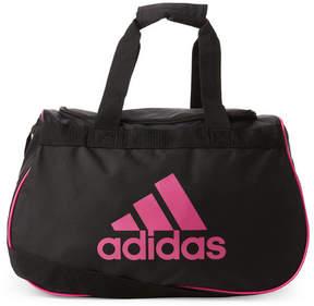 adidas Black & Pink Diablo Small Duffel Bag