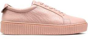 Australia Luxe Collective Textured-Leather Sneakers