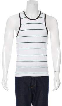 Band Of Outsiders Striped Tank Top