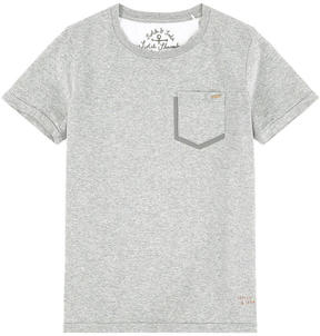 Scotch & Soda Mottled T-shirt
