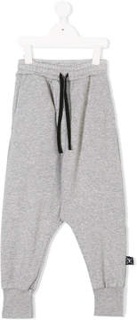 Nununu drop crotch track pants
