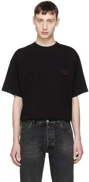Balenciaga Black Oversized Sinners T-Shirt