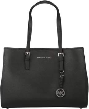Michael Kors Tote Handbag - BLACK - STYLE