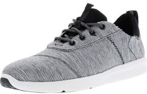 Toms Men's Cabrillo Space-Dye Black Ankle-High Canvas Fashion Sneaker - 10.5M