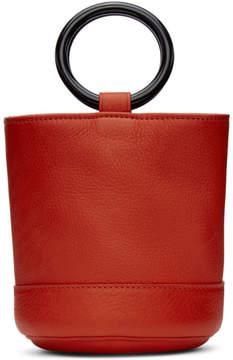 Simon Miller Red Bonsai 15 Bag