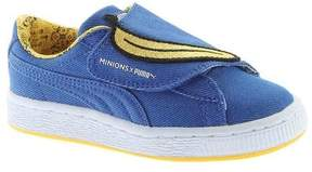 Puma Unisex Children's Minions Basket Wrap Statement Sneaker