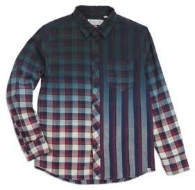 Sovereign Code Boy's Slope Button-Down Shirt