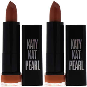 Cover Girl Apricat Katy Kat Pearl Lipstick - Set of Two