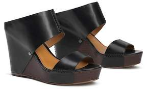 Trask Riki Leather Wedge