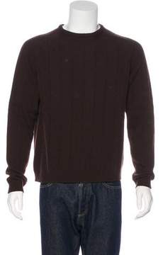 CNC Costume National Wool Crew Neck Sweater