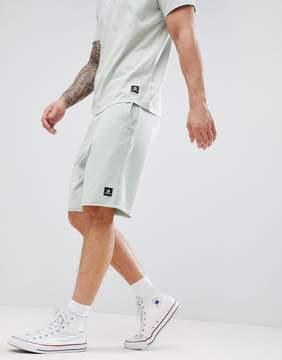 Converse Essentials Cut-Off Shorts In Green 10003347-A10