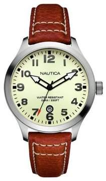Nautica MEN'S WATCH BFD 101 DATE 44MM