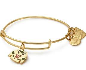 Alex and Ani Ugly Sweater Charm Bangle | Toys for Tots