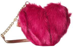 Betsey Johnson Fur Your Eyes Only Handbags