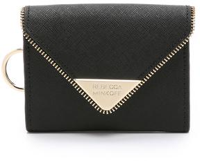 Rebecca Minkoff Molly Metro Wallet - BLACK - STYLE