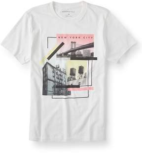 Aeropostale New York City Graphic Tee***