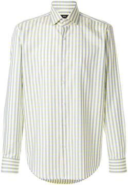 HUGO BOSS vichy button shirt