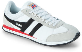 Gola White & Black Boston Low Top Sneakers