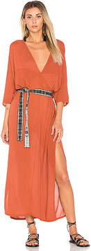 Cleobella Madera Long Kaftan With Belt