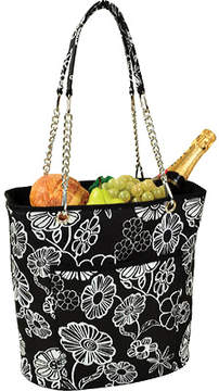 Picnic at Ascot Night Bloom Insulated Cooler Tote