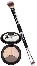 It Cosmetics Pretty in Summer Shadow Trio with Brush