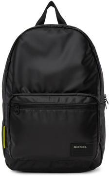 Diesel Black F-Discover Backpack