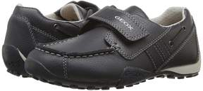 Geox Kids Snake Moc 19 Boy's Shoes