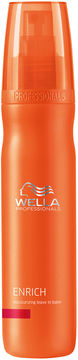 Wella Enrich Moisturizing Leave In Balm - 5.1 oz.