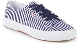 Superga 2750 Stripe Lace-Up Sneakers