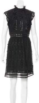 Anna Sui Sleeveless Lace Dress w/ Tags