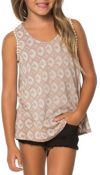 O'Neill Toddler Girl's Kenny Graphic Tank