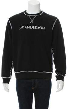J.W.Anderson Inside-Out Logo Sweatshirt
