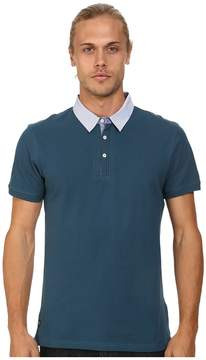 7 Diamonds Center Stage Polo Men's Short Sleeve Pullover