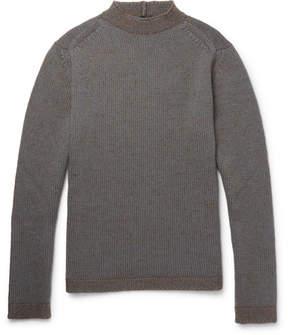 Giorgio Armani Wool-Blend Sweater