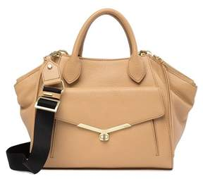 Botkier Vivi Angled Leather Satchel - Additional Handles Available