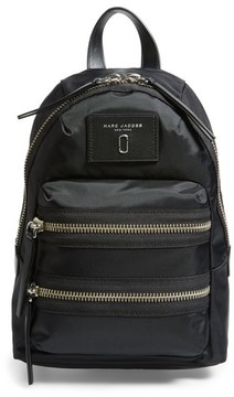 Marc Jacobs Mini Biker Nylon Backpack - Black