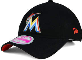 New Era Women's Miami Marlins Tech Essential 9TWENTY Cap