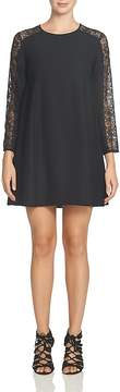 Cynthia Steffe Asha Lace Sleeve Dress