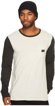 Globe Moonshine Pocket Long Sleeve Tee Men's T Shirt