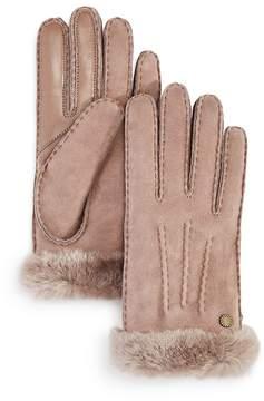 UGG Sheepskin Carter Tech Gloves
