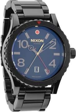 Nixon The Diplomat SS Analog Blue Dial Men's Watch A277-1883