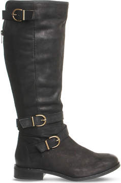 Office Kara leather knee-high boots