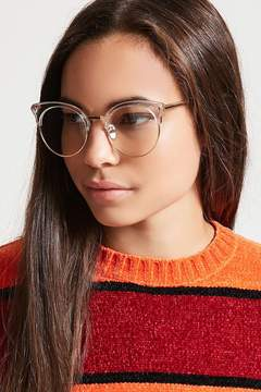 Forever 21 Browline Round Readers